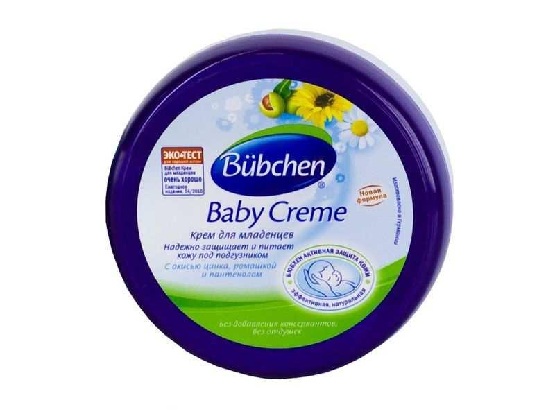 мазь бюбхен для новорожденных