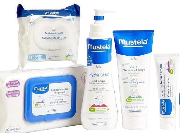 продукты компании мустела