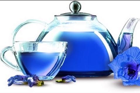 пурпурный чай чанг шу в чашке