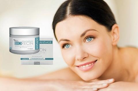 эффект крема от лица биорецин