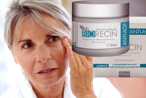 крем биорецин для женщин
