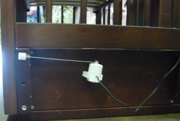 механизм кроватки
