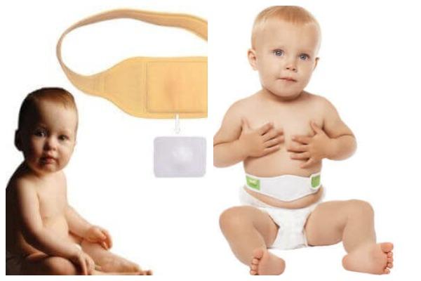 пластырь с бандажом у ребенка