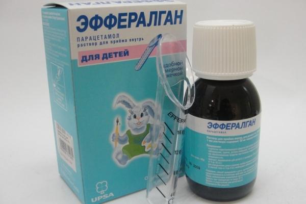 препарат Эффералган