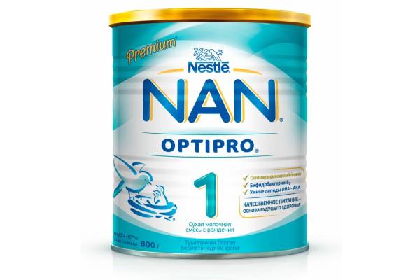Смесь Нан для новорожденных