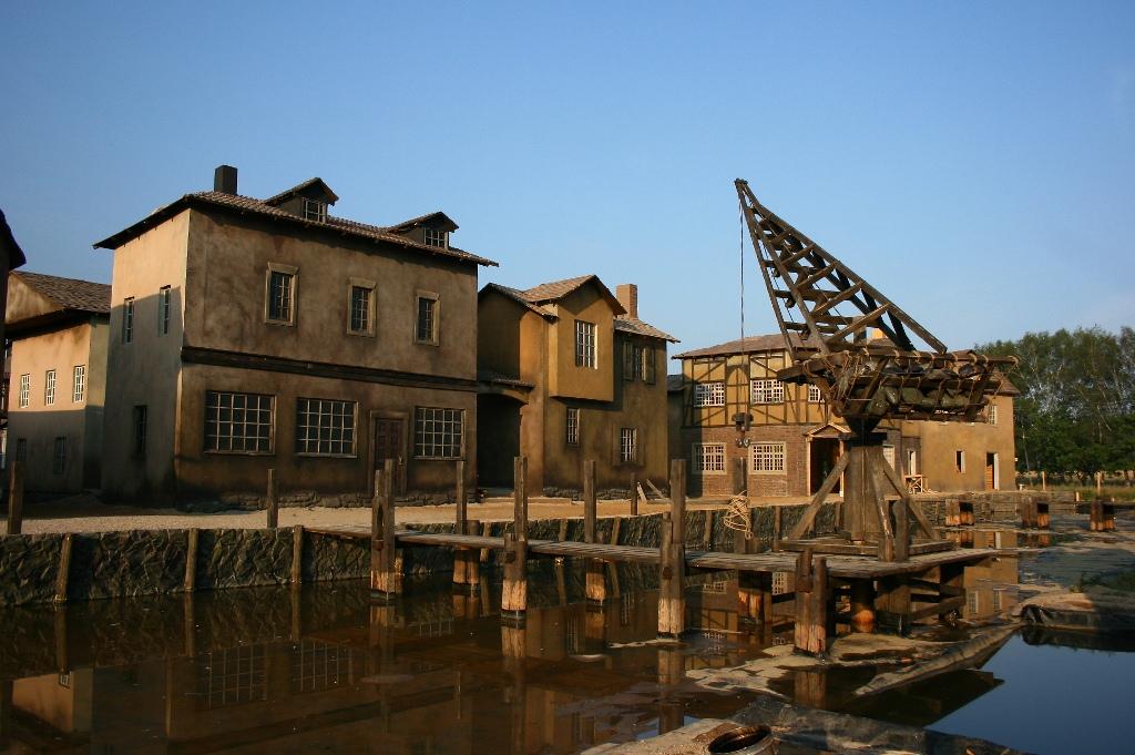 Город-призрак Piligrim Porto