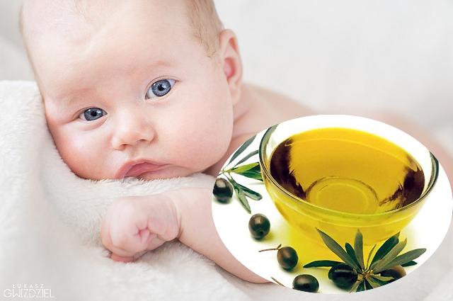 масло для ребенка