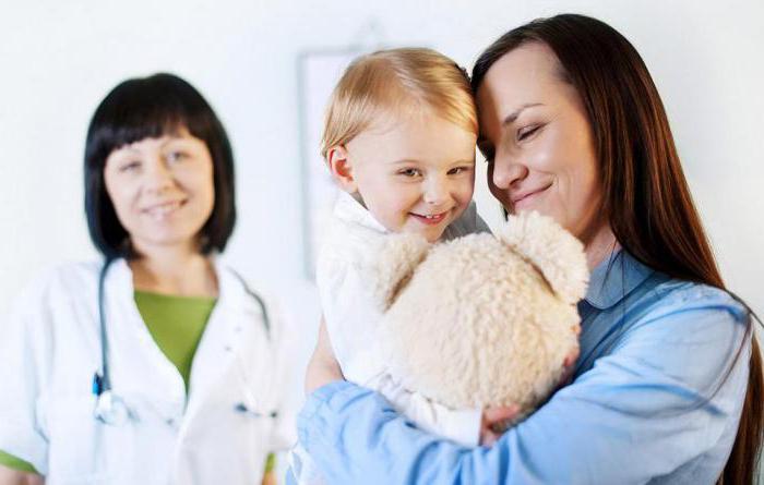 ребенок после вакцинации