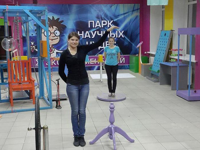 Музей занимательной науки «Экспериментарий»