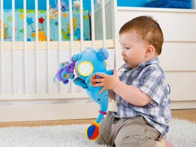 ребенку один год