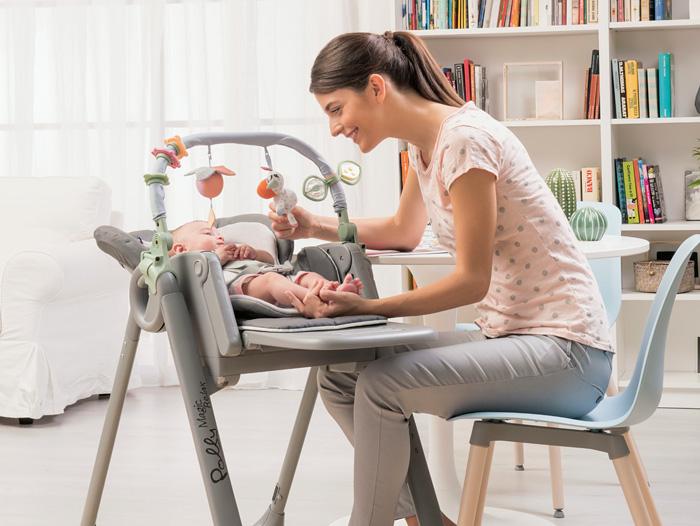 стульчик для кормления малыша