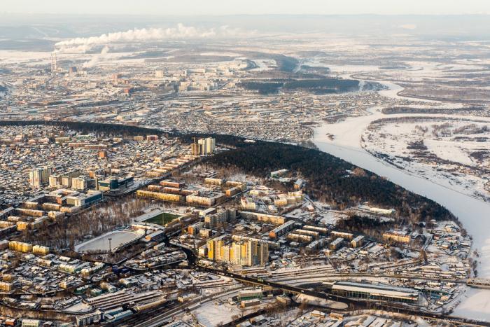 Свердловский округ