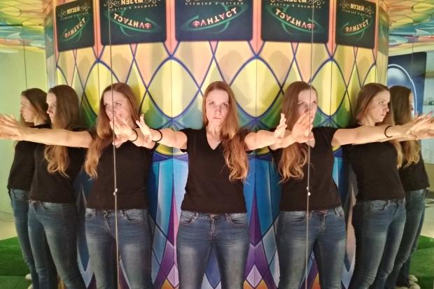Музей оптических иллюзий «Фантаст»
