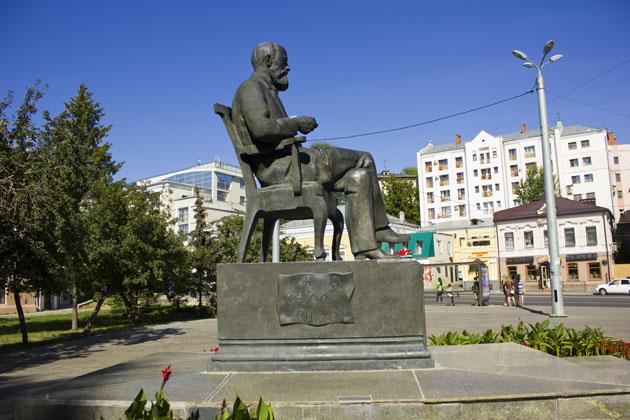 Ленинский садик