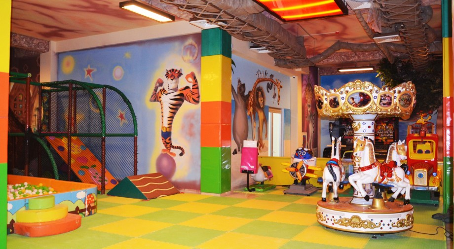 Развлекательный центр «Мадагаскар»