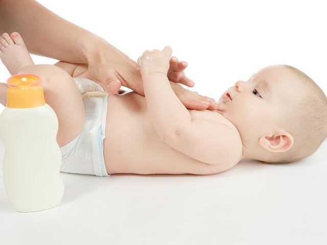 крем для малыша