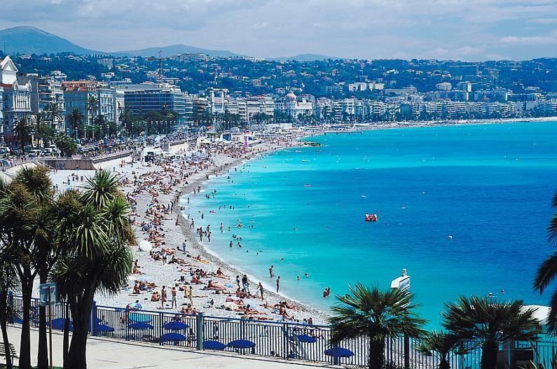 Франция. Лазурный берег