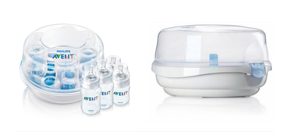 Микроволновой паровой стерилизатор Philips AVENT SCF281/02