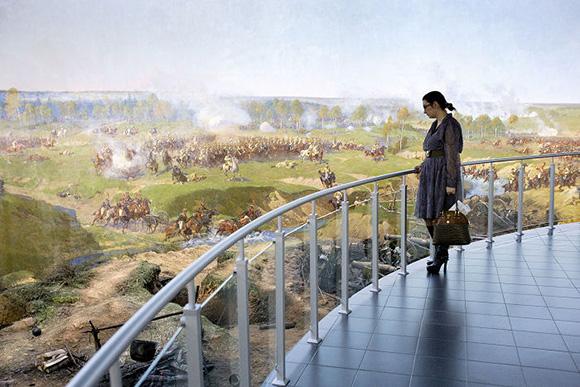 Музей-панорама Бородинской битвы