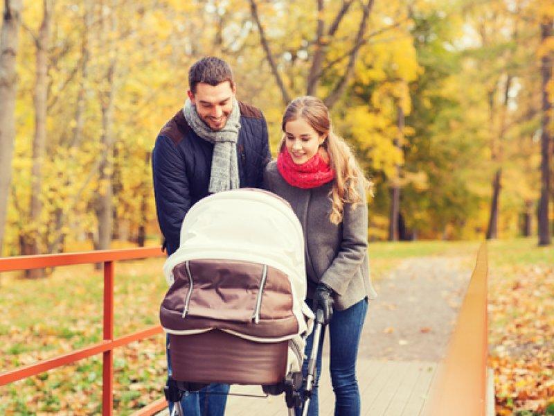 прогулка родителей