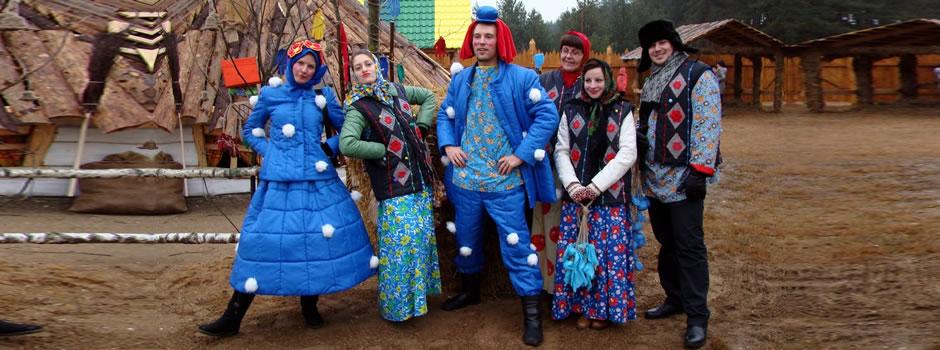 Деревня Дуралеевка