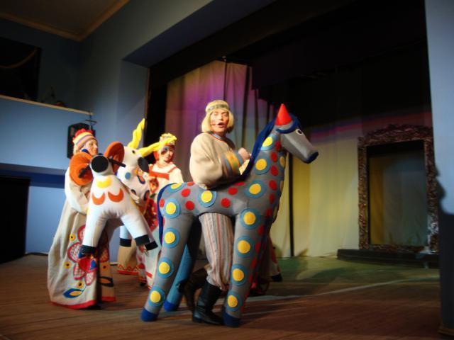 Театр фольклора «Разгуляй»