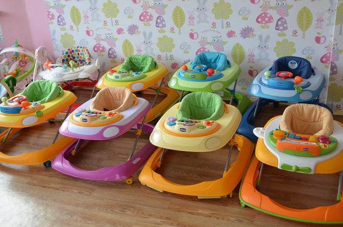 ходунки для малышей