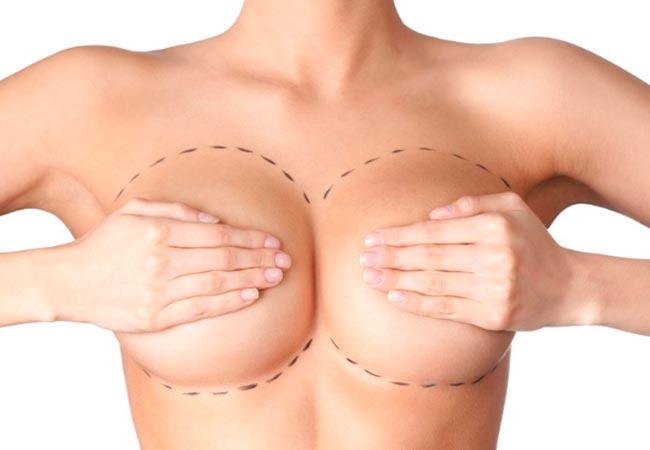 массаж груди для лактации