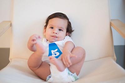 ребенок 5 месяцев
