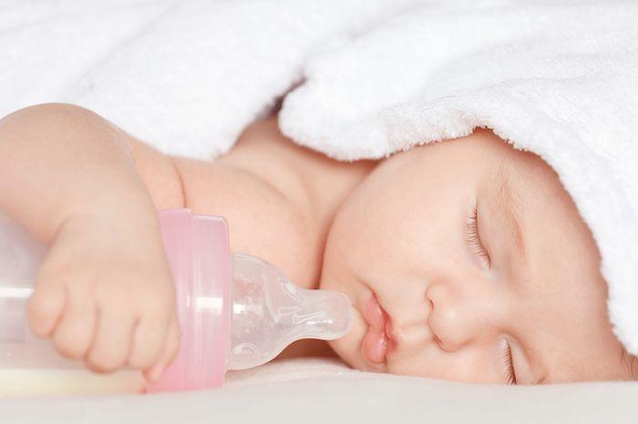 ребенку три месяца