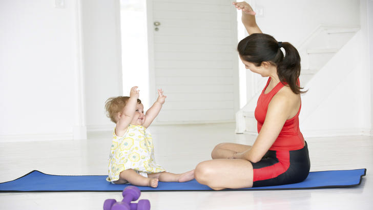 гимнастика для детей