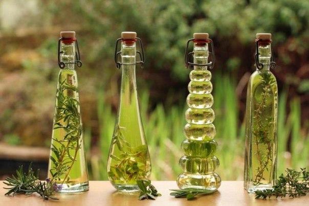 травяные настои