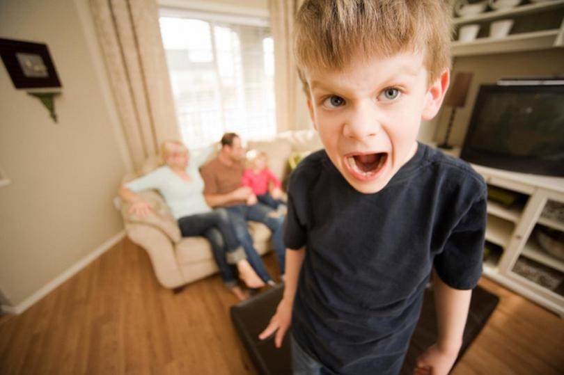 агрессия у ребенка