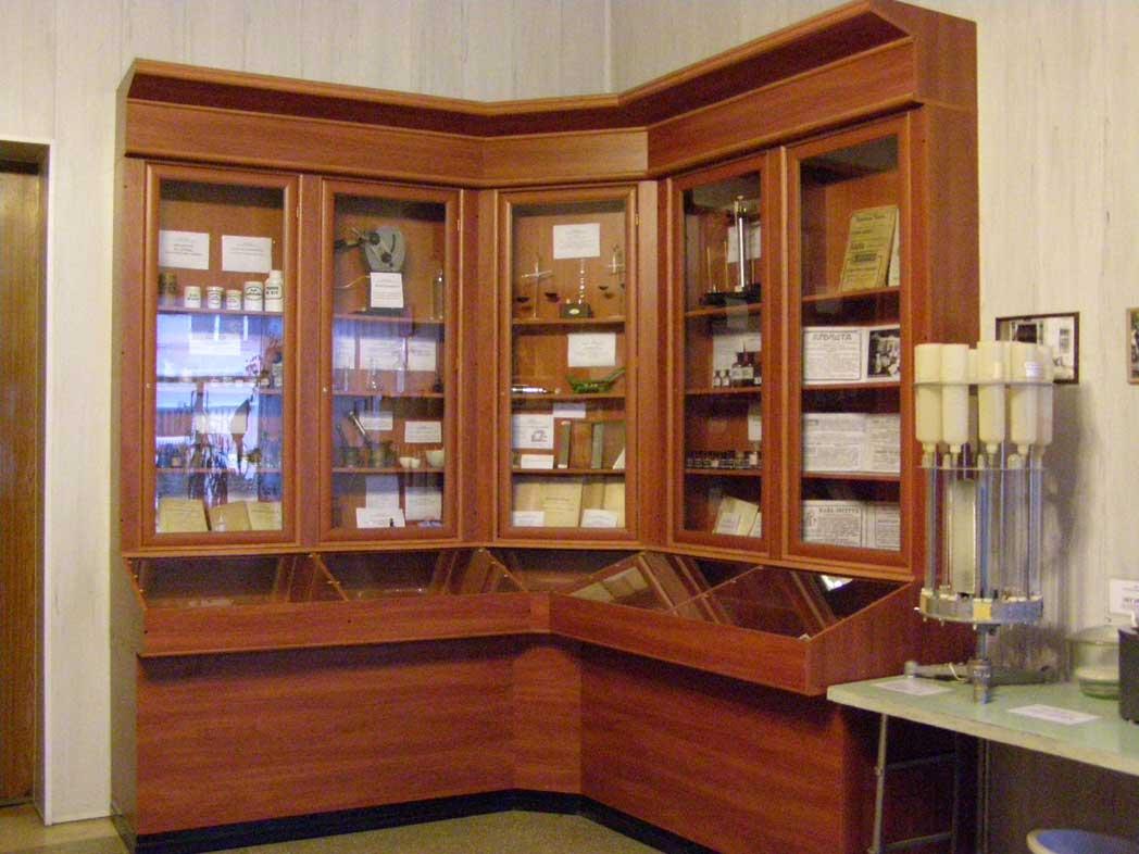 Аптека-музей «Старая морская аптека»