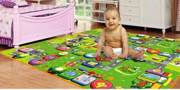 коврик для малыша развивающий