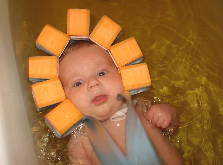 шапочка для купания