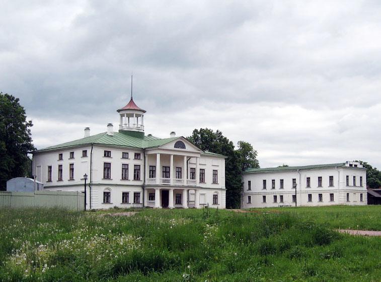 Заповедник Н. А. Некрасова «Карабиха»