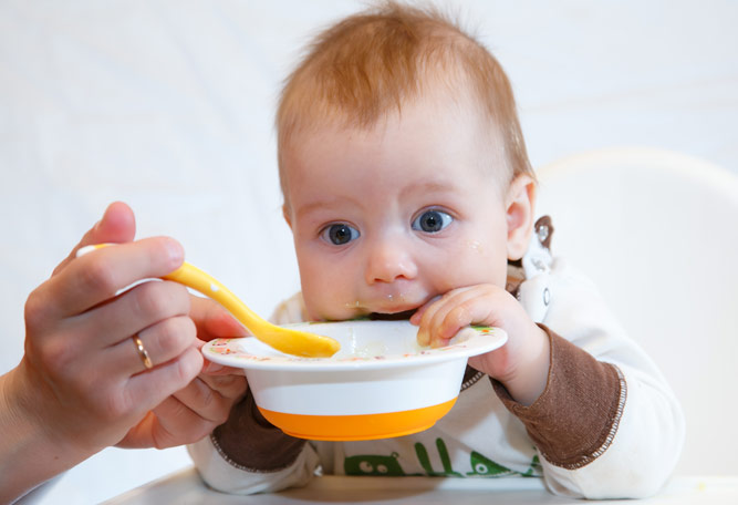 режим для 8месячного ребенка