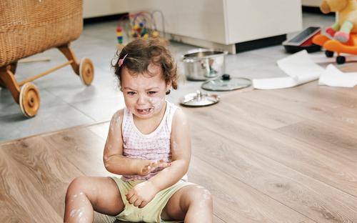ребенок боиться насекомых