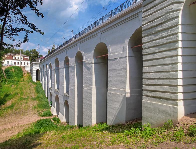 Каменный мост в Калуге