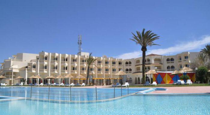 Отель Neptunia Beach 3*