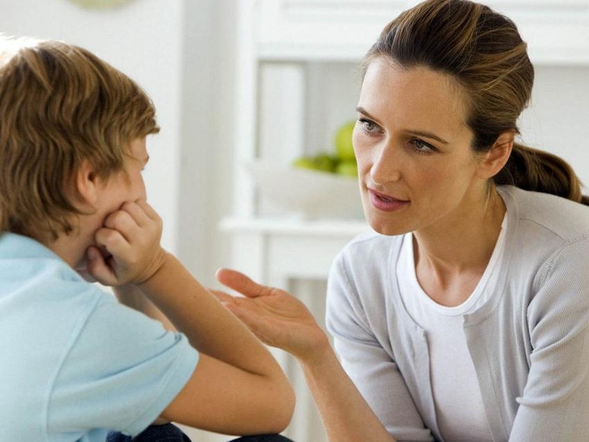 плохое поведение у ребенка