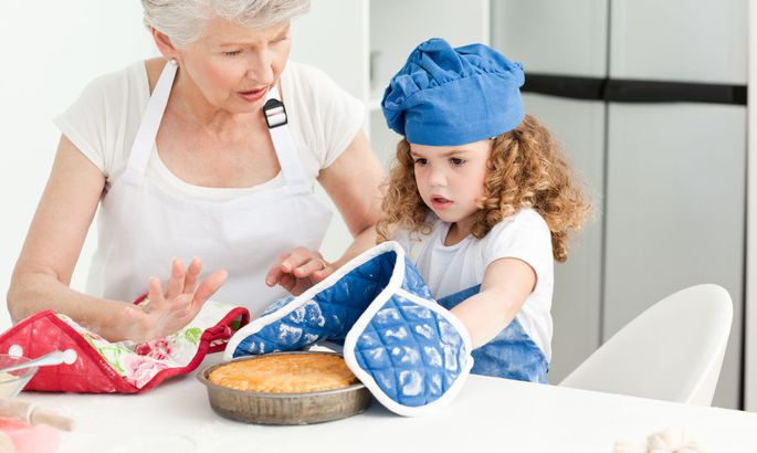 воспитание ребенка бабушкой