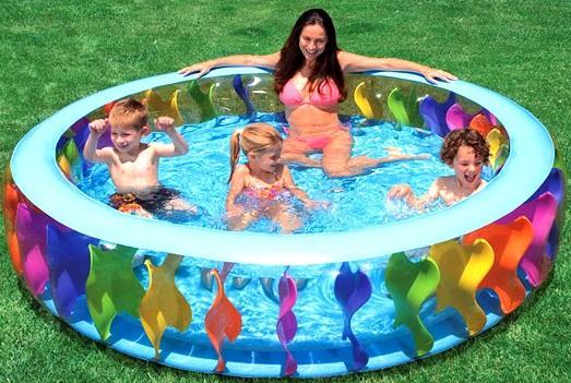 басейн для детей