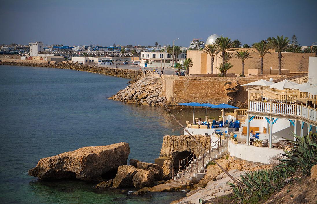 тунис Махдия
