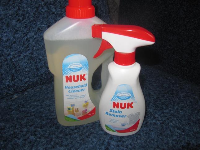 Средства для мытья Nuk