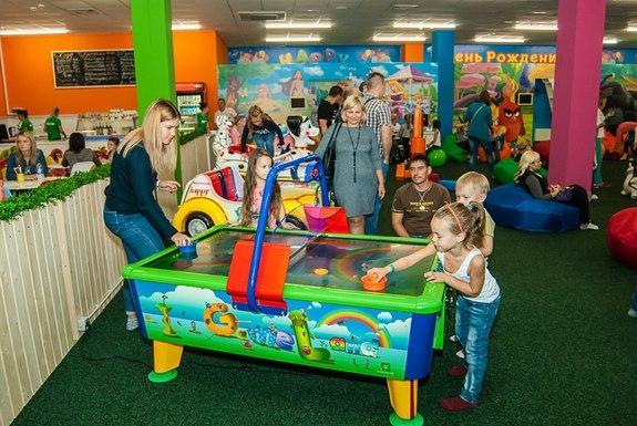 Детский развлекательный центр Happy kids