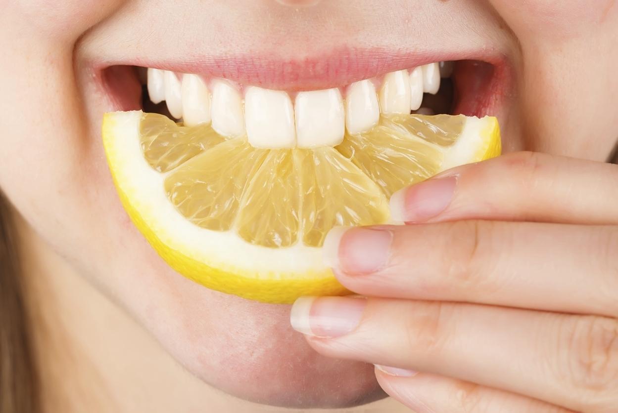 лимон при гв