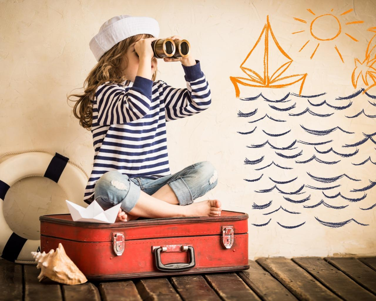 вещи для моря
