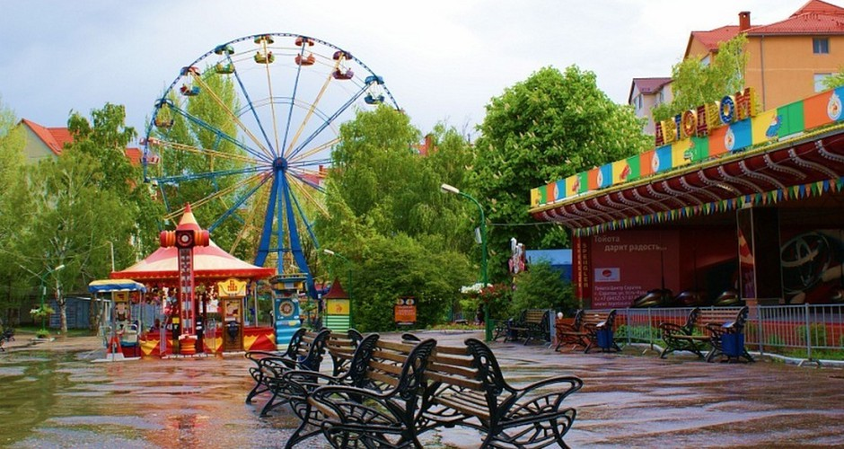 Парк города «Лукоморье»